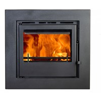 Boru Stoves  600i Double Sided Insert Non-Boiler Stove - 10kW