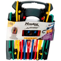 Master Lock  Bungee Set - 10 Piece