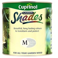Cuprinol  Garden Shades Medium Base Paint - 2.5 Litre