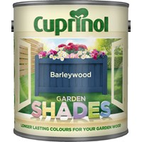Cuprinol  Garden Shades Colours Paint - 1 Litre