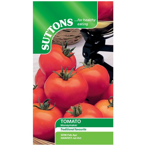 Suttons  Tomato Moneymaker Vegetable Seeds