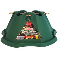 Bosmere  Green Christmas Tree Stand - 8ft