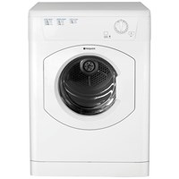 Hotpoint  White Tumble Dryer - TVM570P