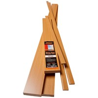 Trojan  Novo Door Frame Set 131mm - Natural Oak