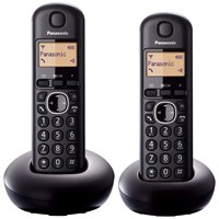 Panasonic  Twin Cordless Portable Phone - KX-TGB212