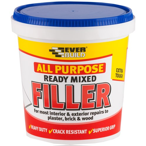 Everbuild  All Purpose Ready Mixed Filler - 1kg