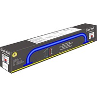 Assist  Blue Safety Grab Rail - 24in