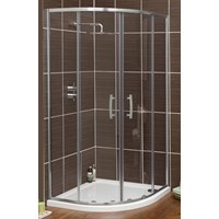 Kristal Startt 900 Quadrant Shower Door Enclosure