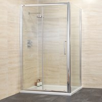 Kristal Revive 1200 Slider Shower Door Enclosure