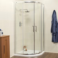 Kristal K2 900 Quadrant Shower Door Enclosure