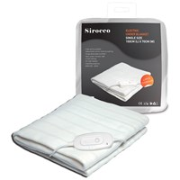 Sirocco  Electric Underblanket - Single