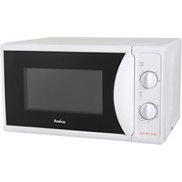 Amica  700W Microwave White - 20 Litre
