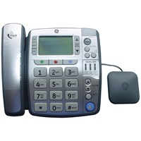 GE  Big Button Phone with Caller ID & Amplifier - 30234