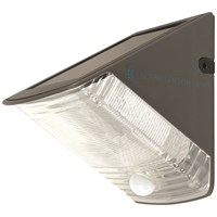 Elro  LED Solar Wall Light with Movement Detector - 1 Piece