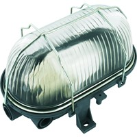Elro  Bulkhead Light - Silver