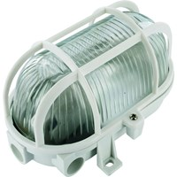 Elro  Bulkhead Light - White